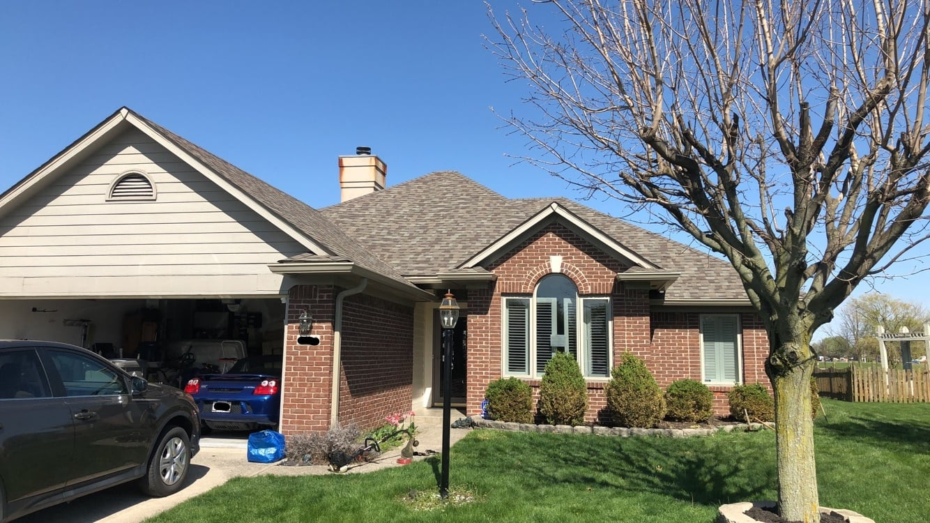 After Restoration 2 - Roofing In Indianapolis