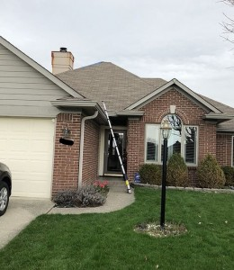Before inspection - Roofing in Indianapolis