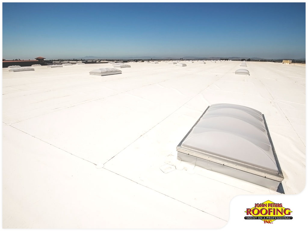 Wear and Tear Why PVC Membranes Are Great for Flat Roofs