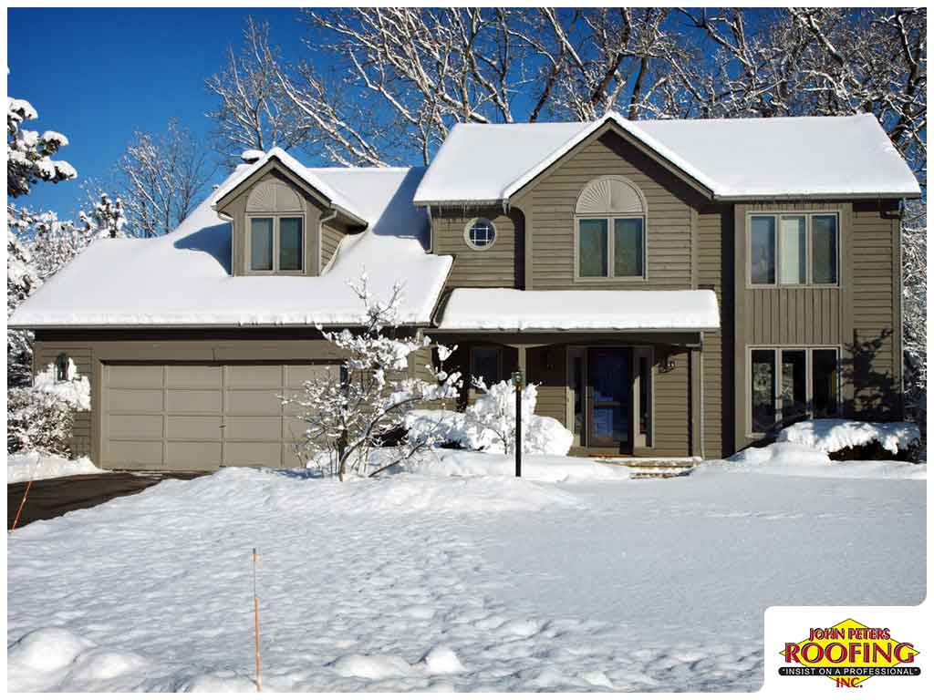 Winter Risks for Properties With Flat and pitched Roof