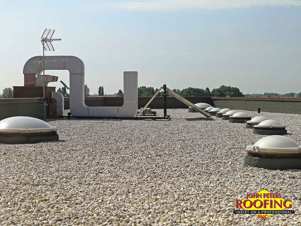 Built-Up Roofing Guide