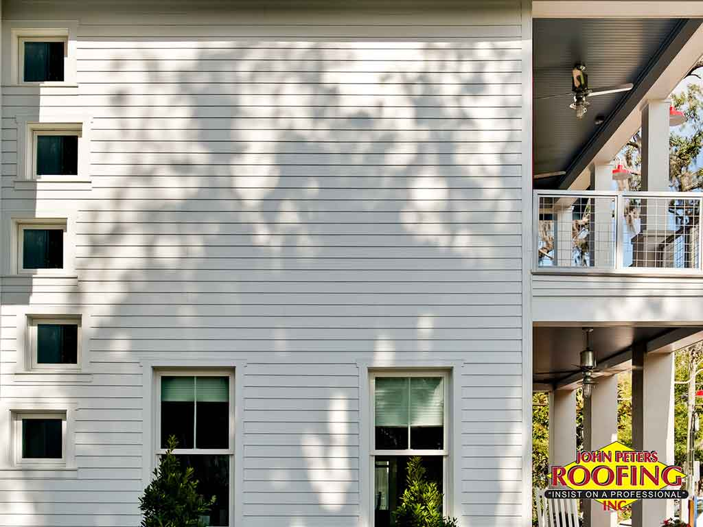 How to clean James Hardie Siding